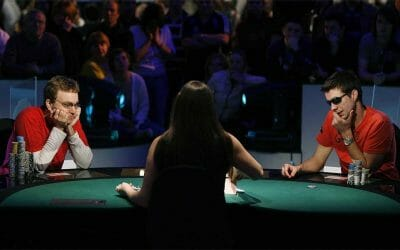 What are the different types of poker players?