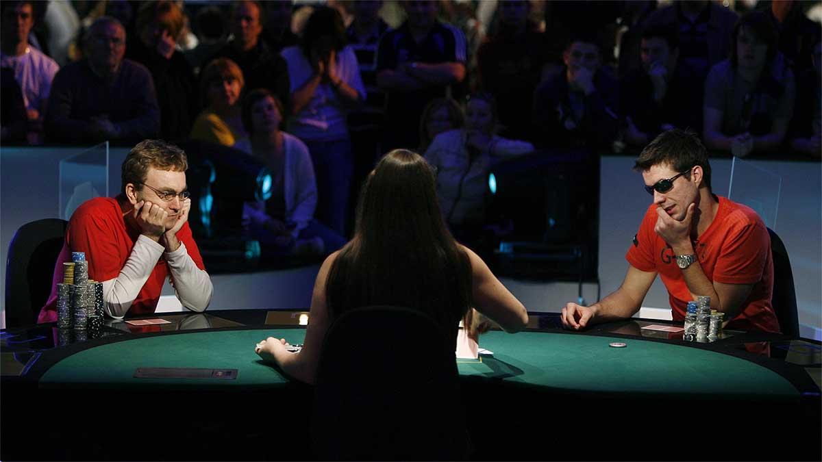 poker playing style